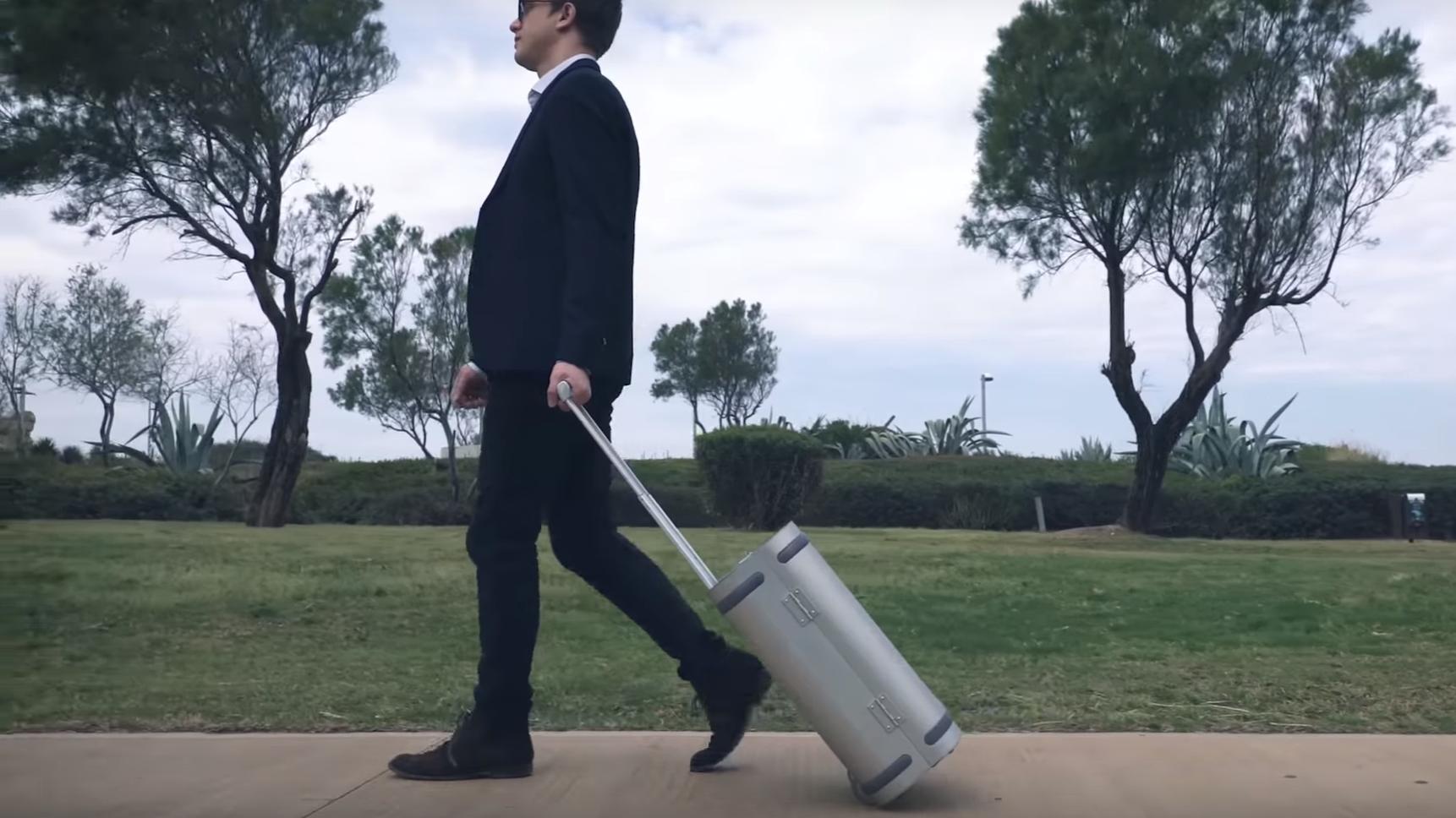 Denne smarte kofferten har samlet inn åtte ganger finansieringsmålet på Kickstarter