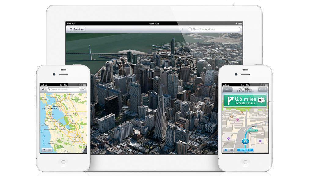 Apple iOS 6