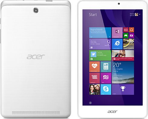 Acer Iconia W1-810 (Foto Acer).