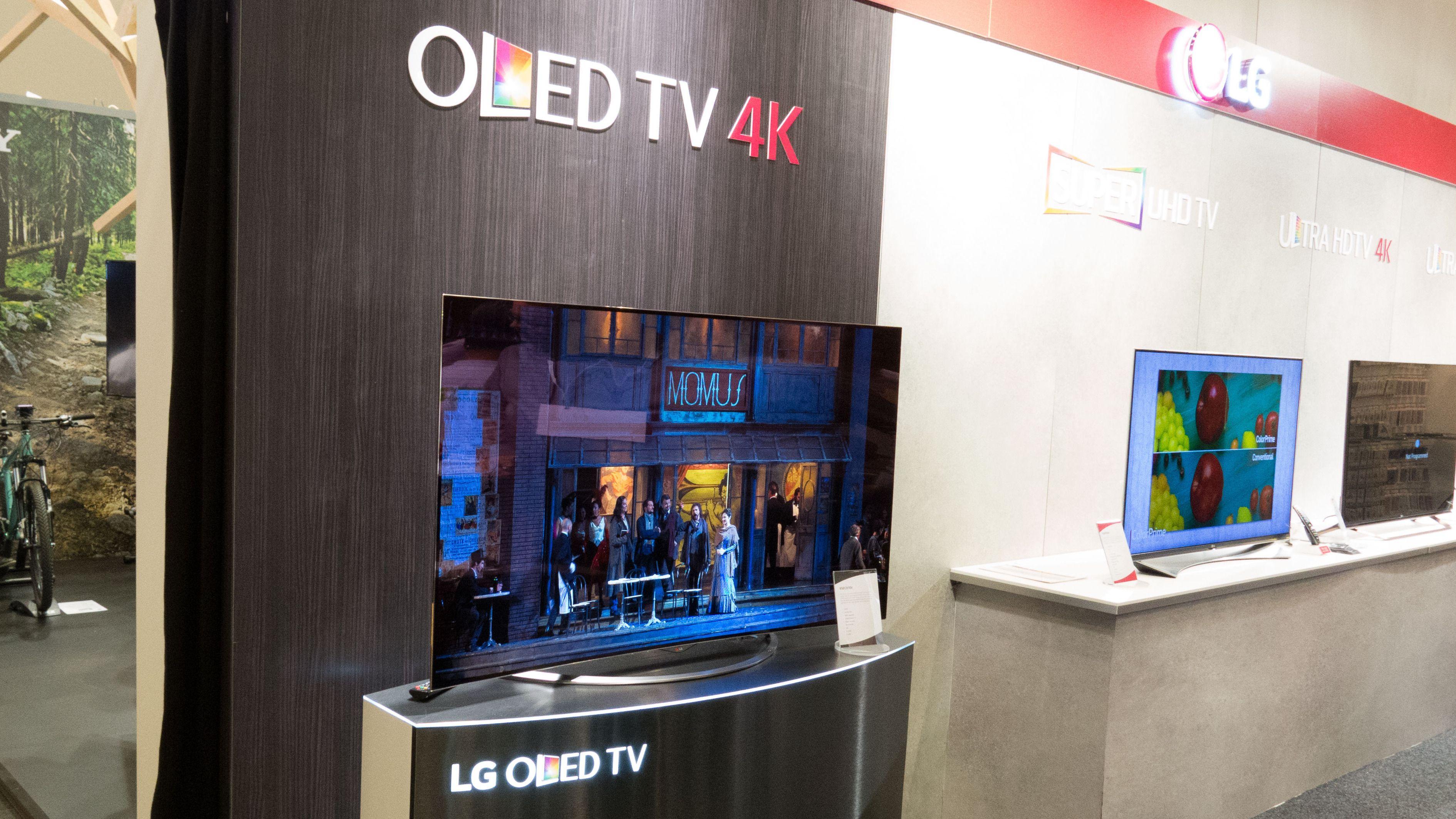 LG mister monopolet på OLED-paneler til TV-er