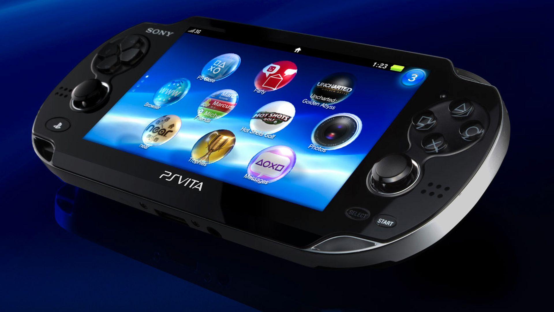 PS Vita er en av Sonys egne bærbare konsoller, og vil i fremtiden sannsynligvis bli den eneste spillkonsollen produsert av selskapet. Dersom ikke smartmobilen overtar også dens funksjon, altså.Foto: Sony