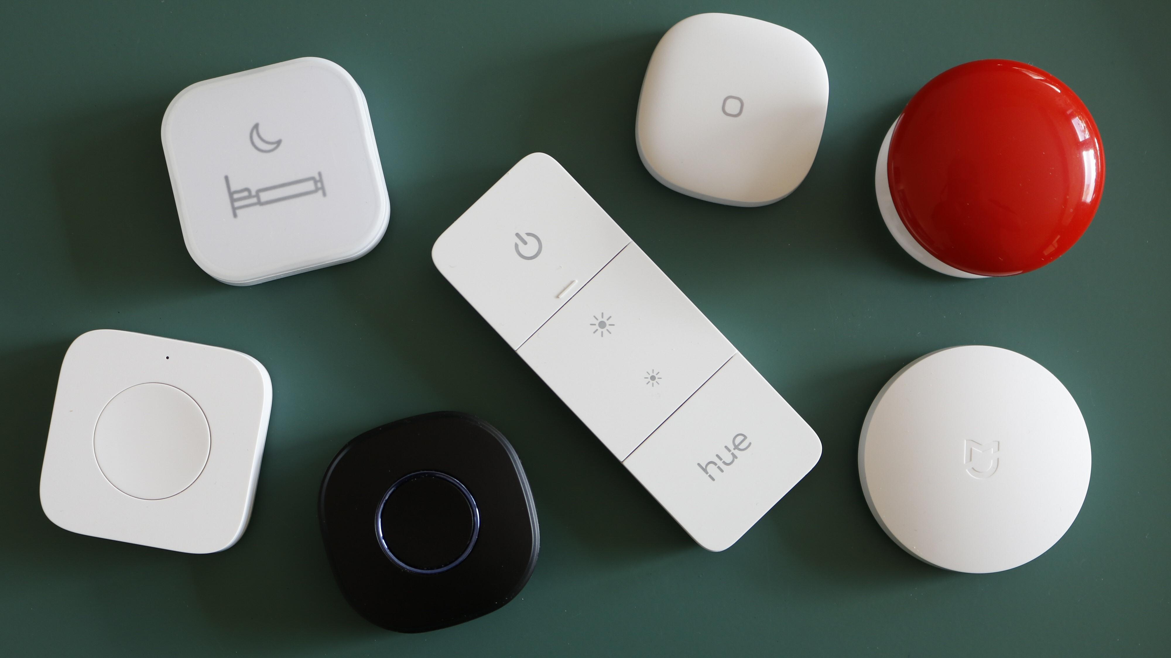 Vi har testet syv «smarte» knapper