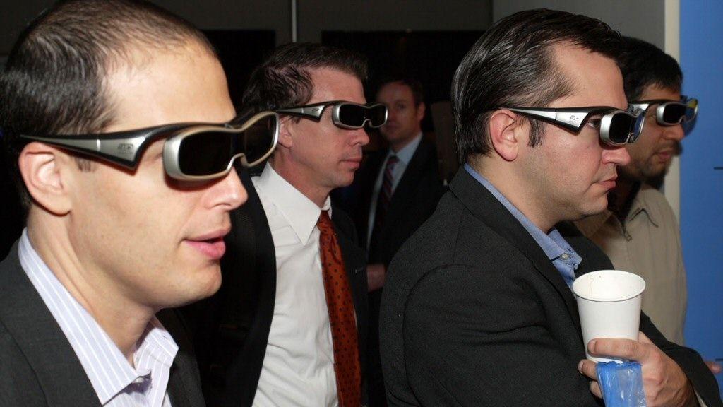 – Aktiv lukker-3D helsefarlig
