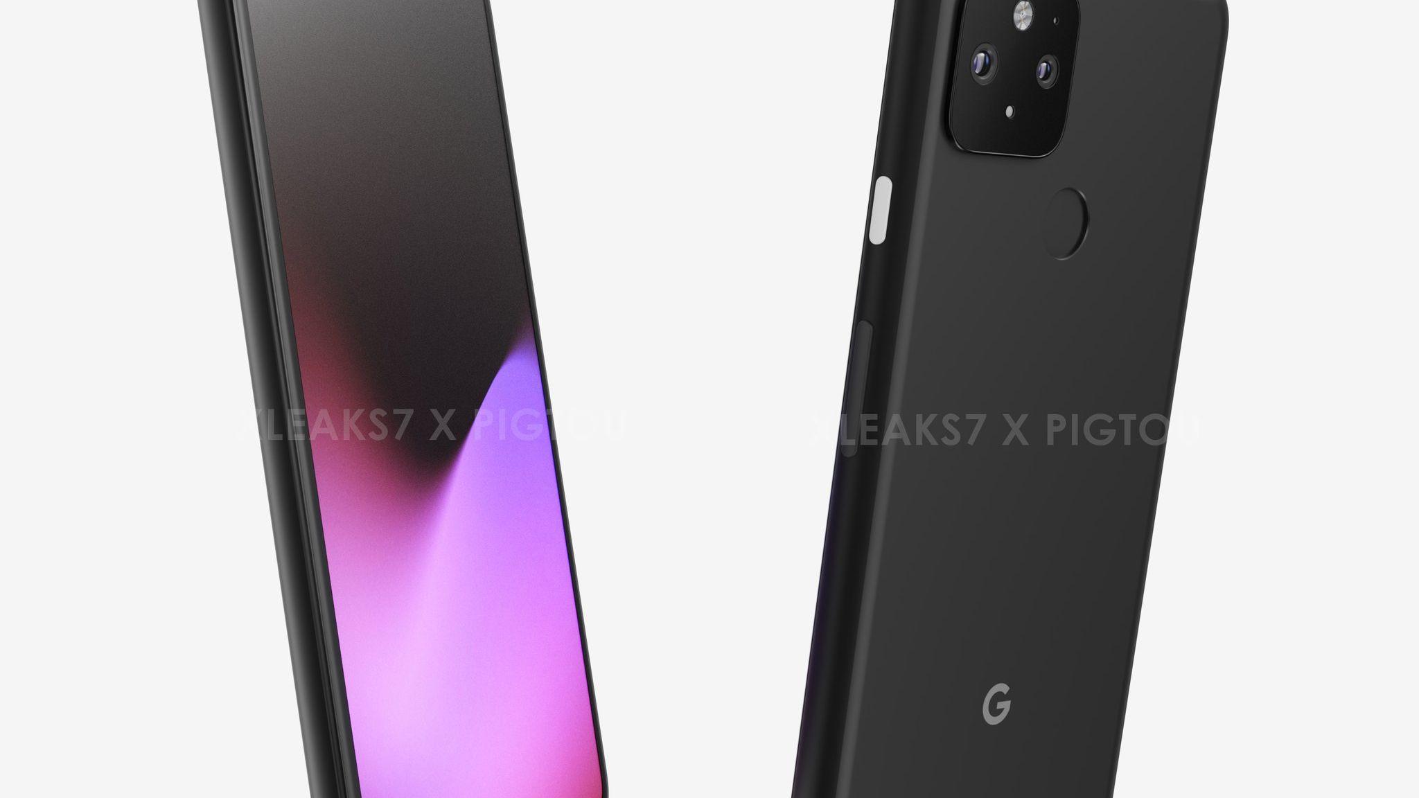 Er Googles neste Pixel–telefon avslørt?