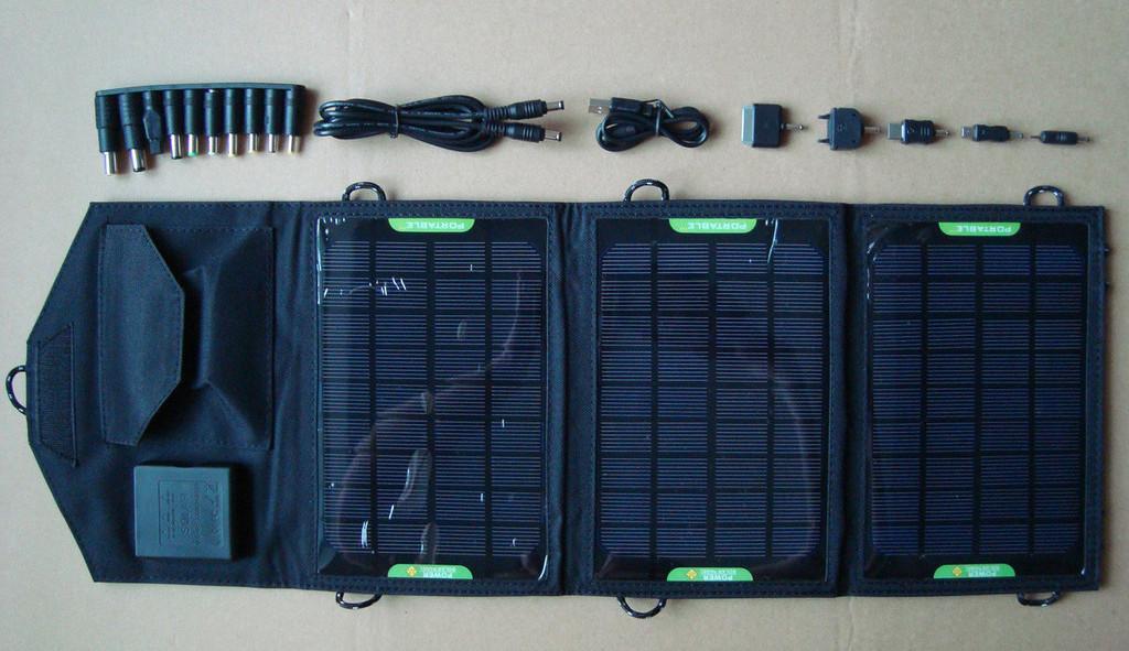 Nå har du tilgang på strøm så lenge sola skinner. Foto: Mobillader.no