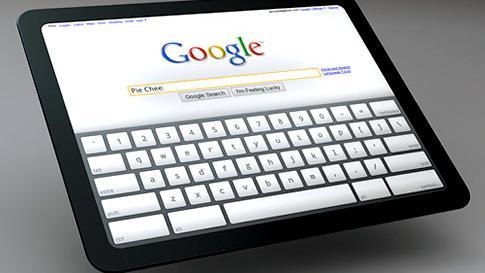 Er dette et surfebrett fra Google?