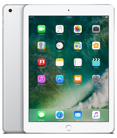 Nye «iPad», som tar over for iPad Air 2.