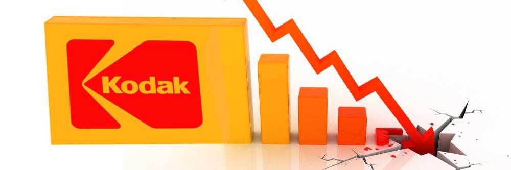 Kodak får 6 måneder på å snu trenden