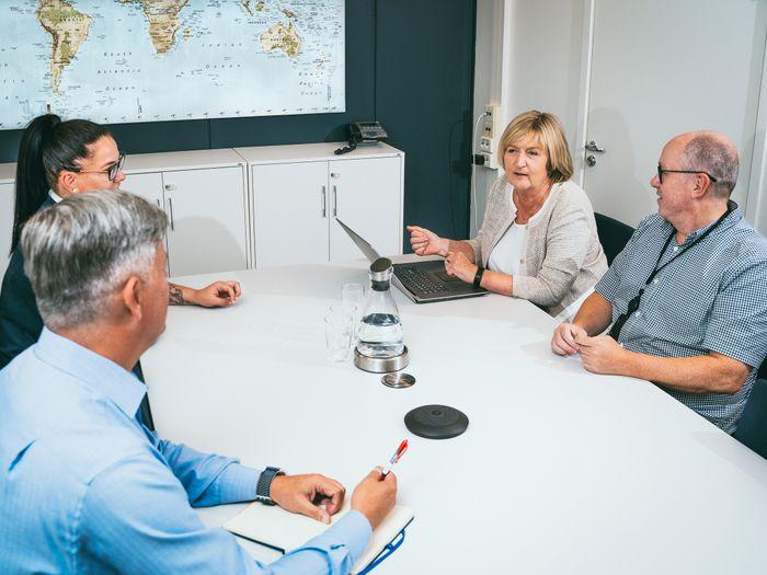 Nytt spennende og internasjonalt FinTech-selskap søker Compliance Manager