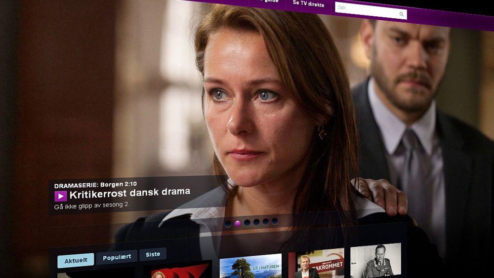 Slik er NRKs nye nett-TV
