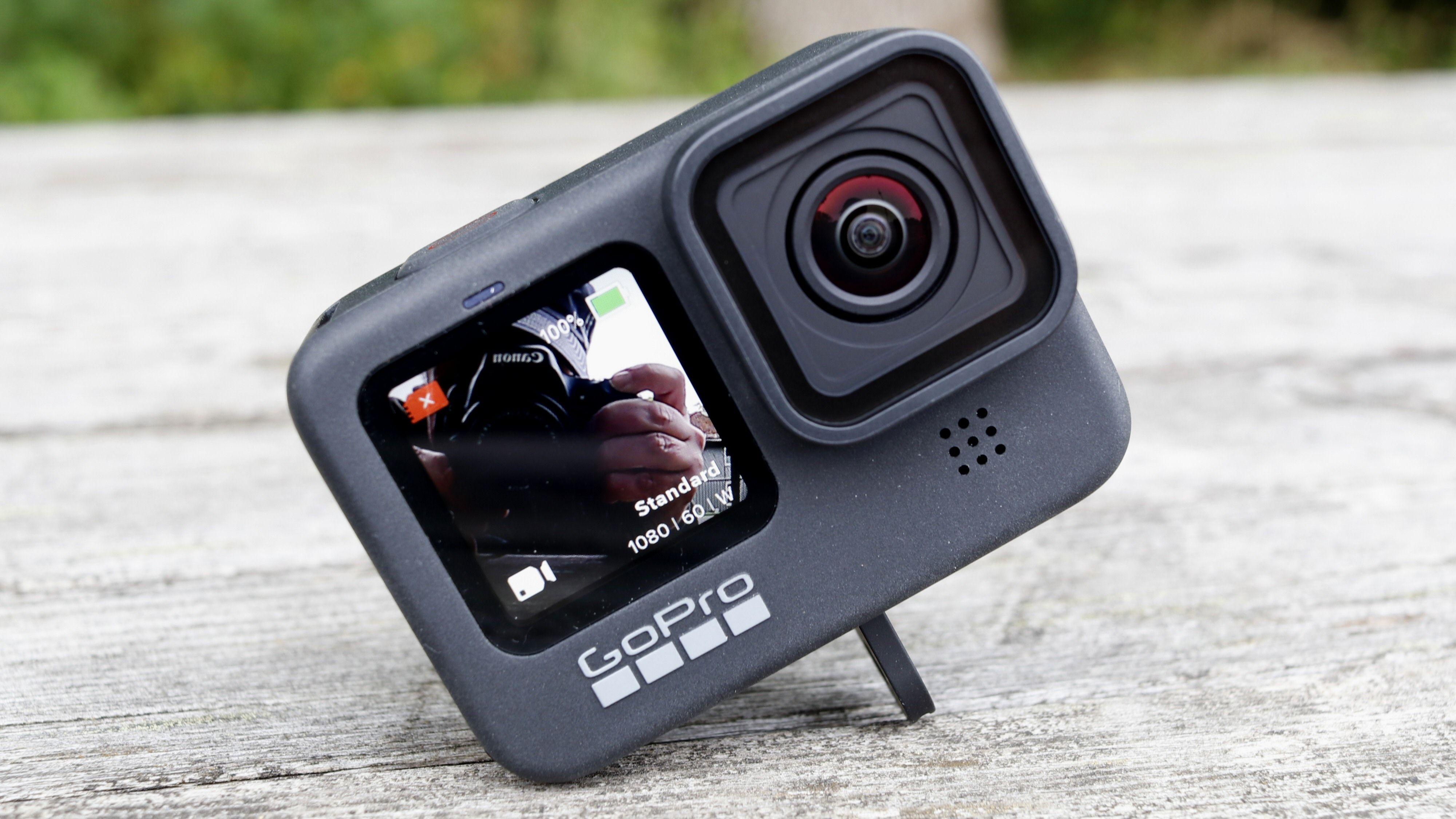 Si hei til GoPro Hero9 Black.