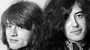 Jimmy Page jammet med Foo Fighters