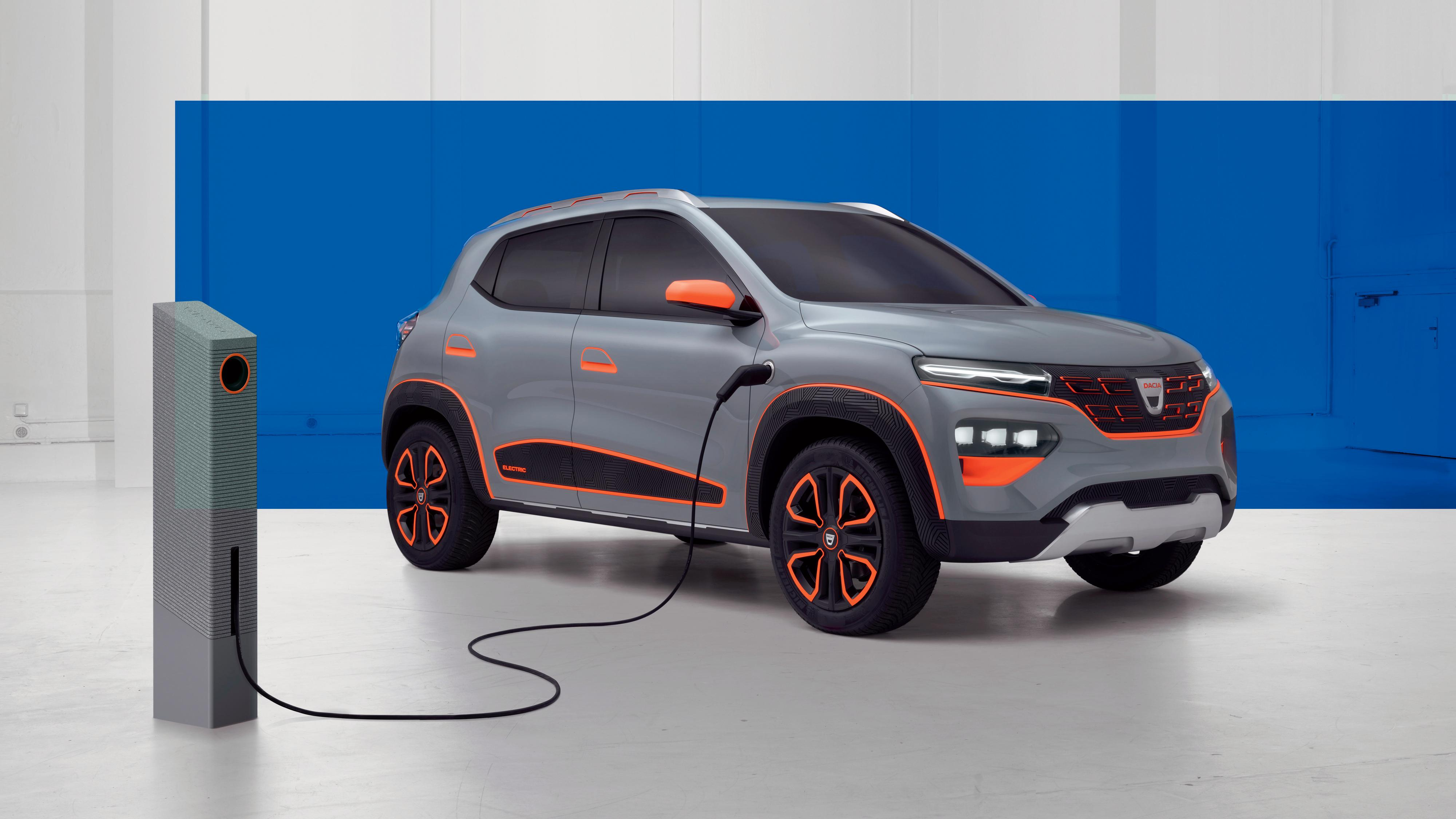 Dacia lanserer det de sier skal bli den billigste elbilen i Europa