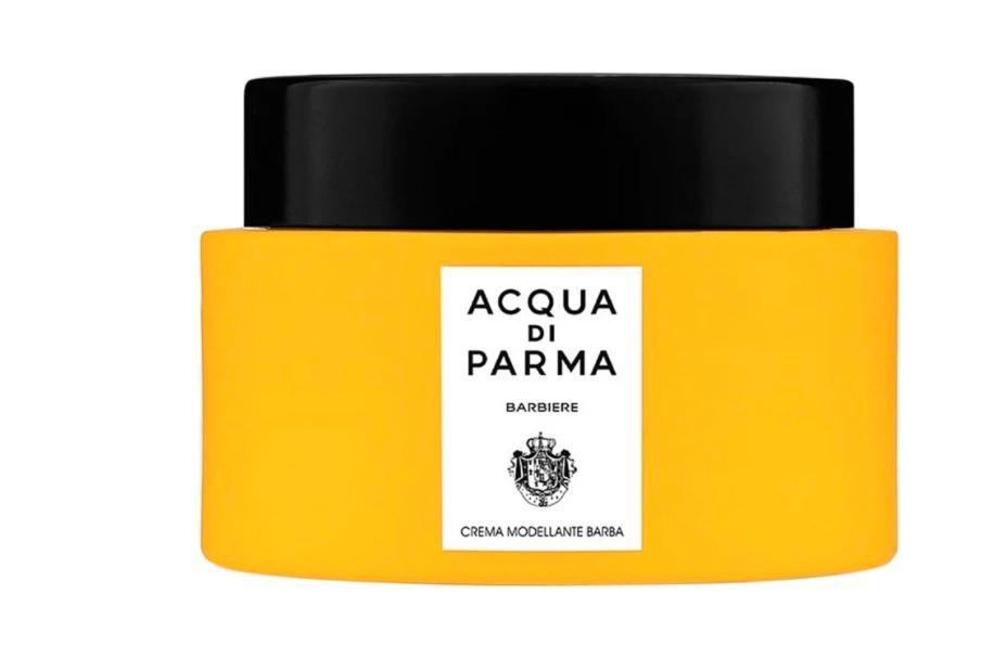 Stylingcrème från skägget från Acqua di Parma mjukgör och gör skägget väldoftande.