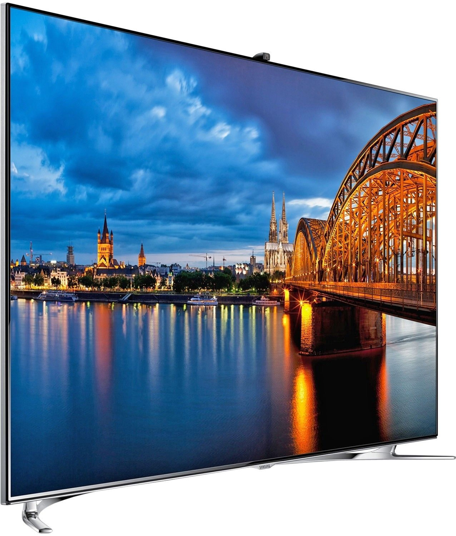 Samsung UE55F8000.Foto: Samsung