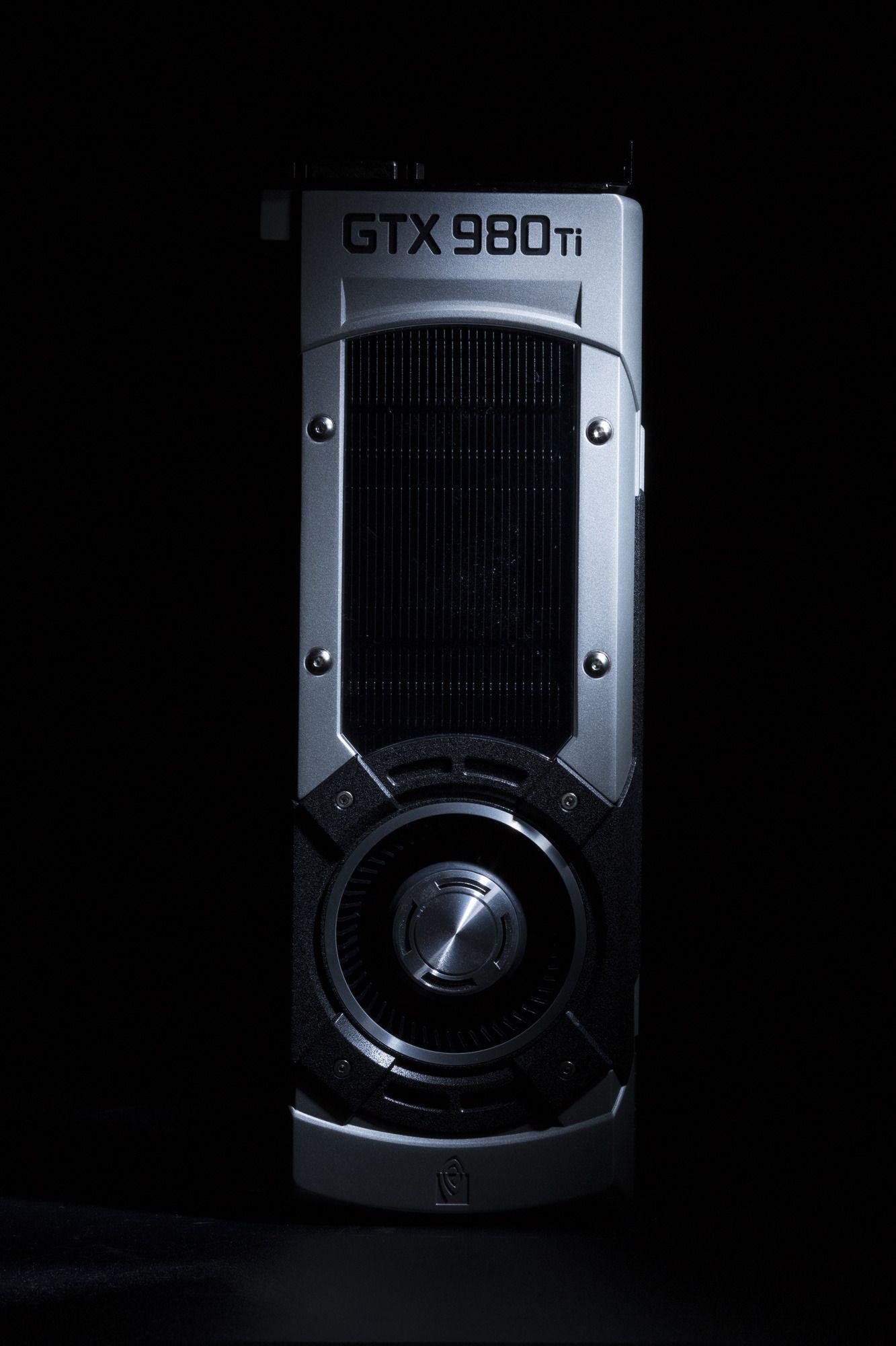 Nvidia GeForce GTX 980 Ti. Foto: Nvidia