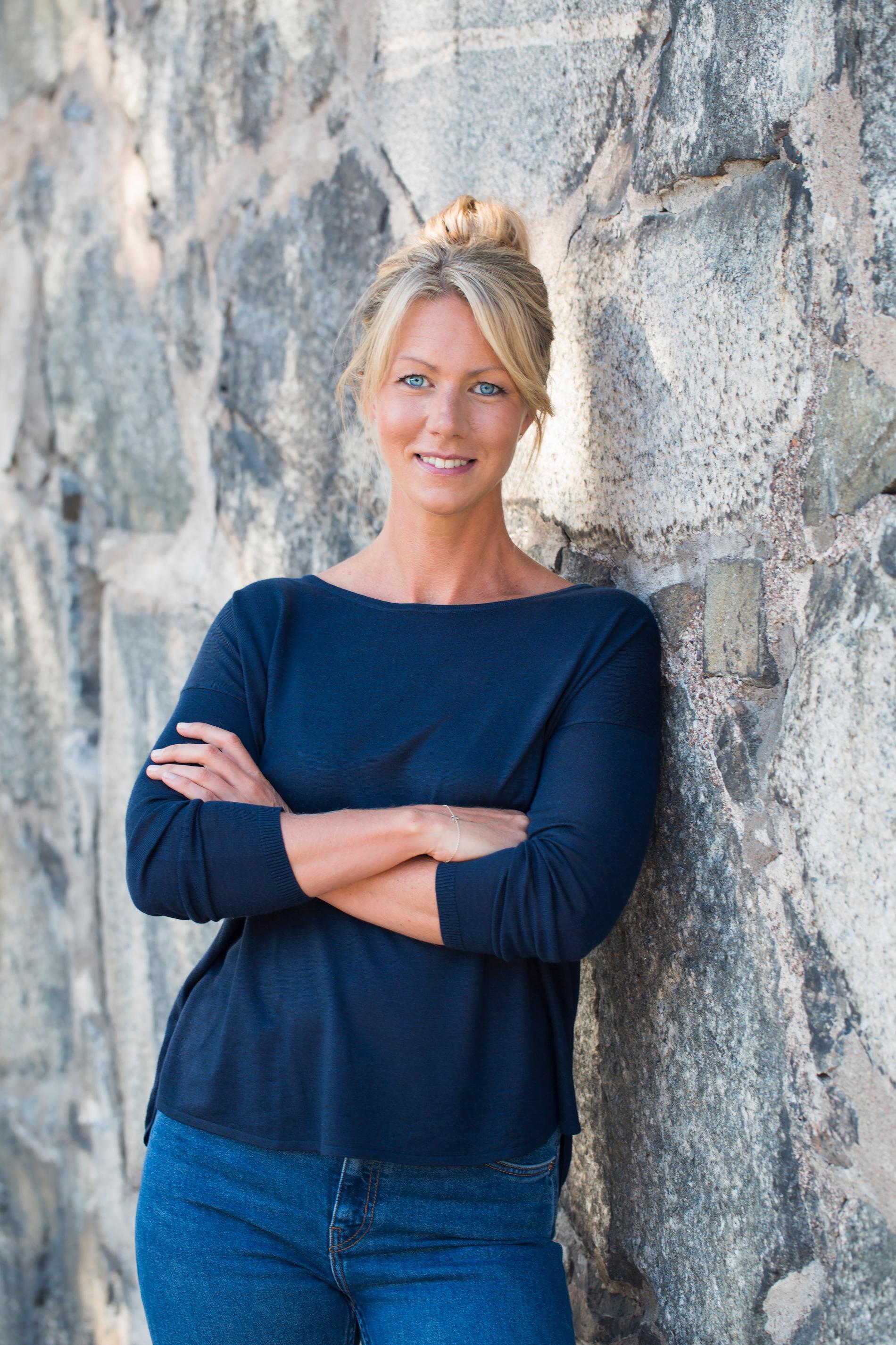 Näringsfysiolog Kristina Andersson