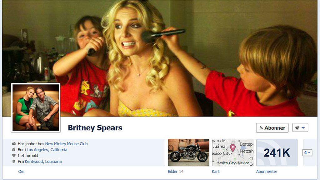 Nå kan du endre til nye Facebook