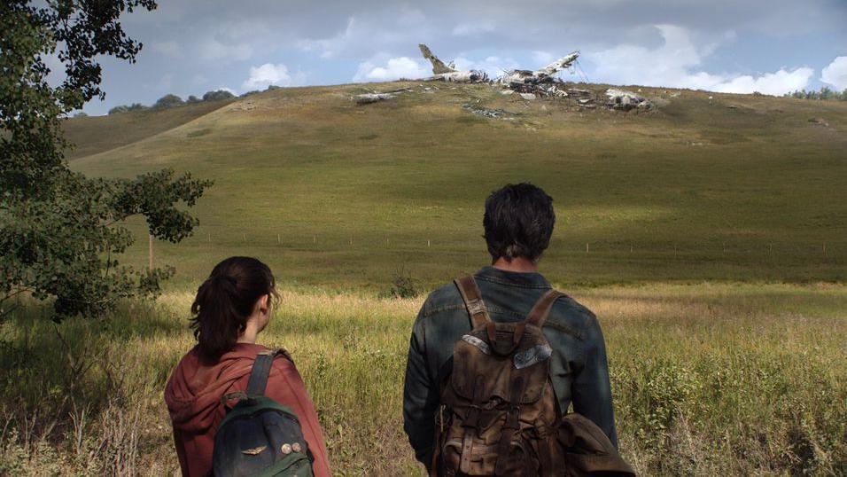 Se det første bildet fra The Last of Us-serien