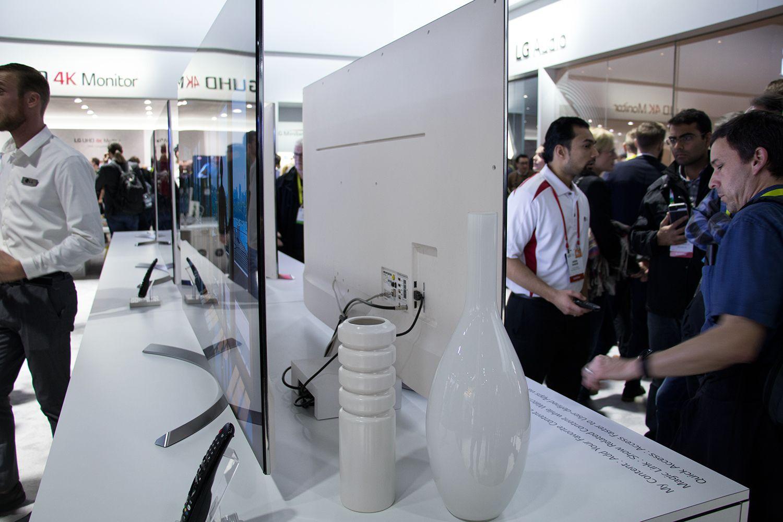 Kanskje ikke OLED, men er ikke de nye LG-TVene fine?