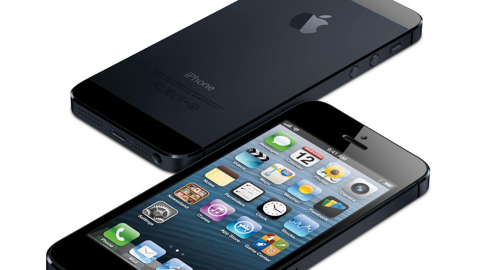 Dette mangler i iPhone 5