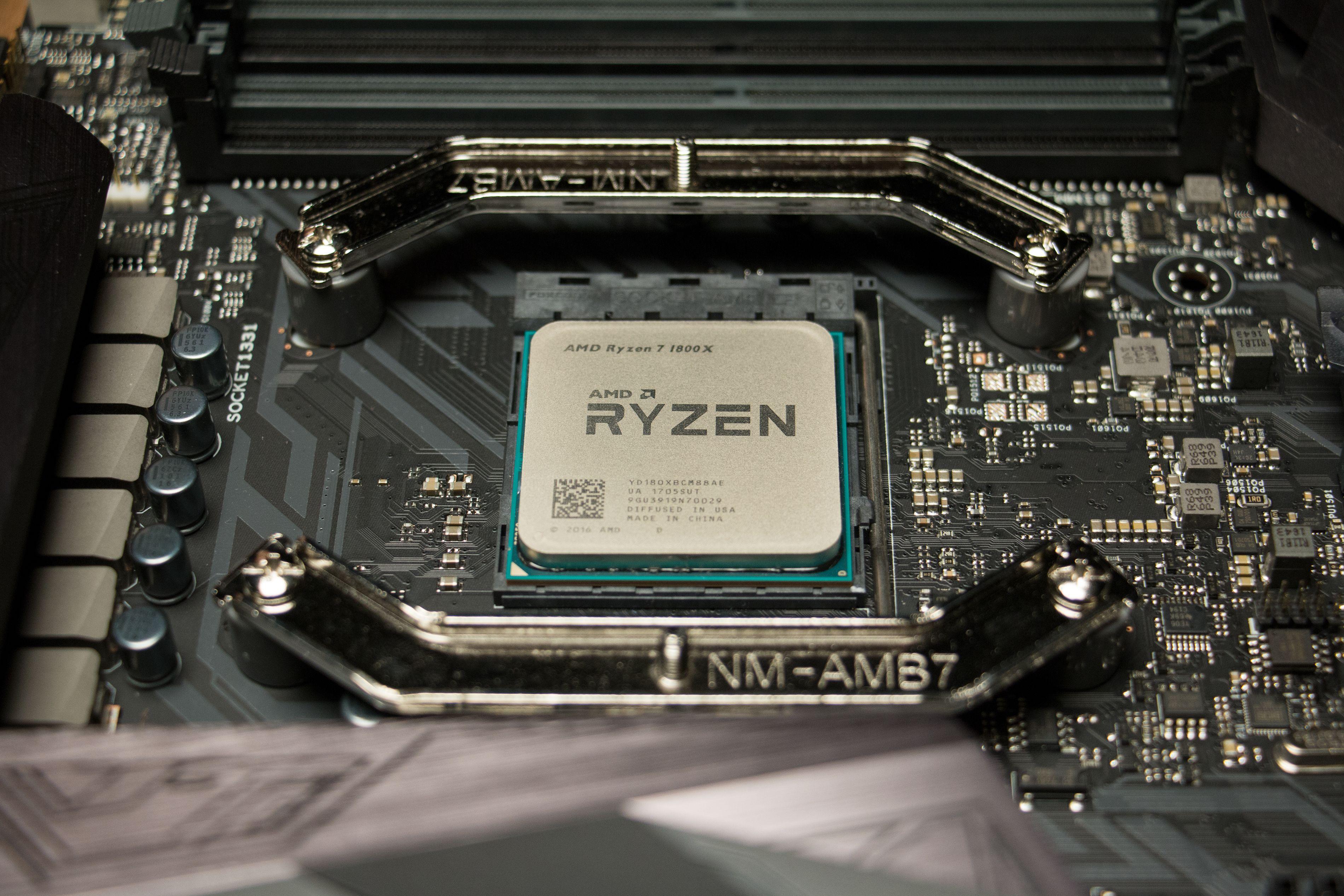 AMD er endelig tilbake, og med Ryzen leverer de fantastisk flerkjerneytelse til en rimelig penge.