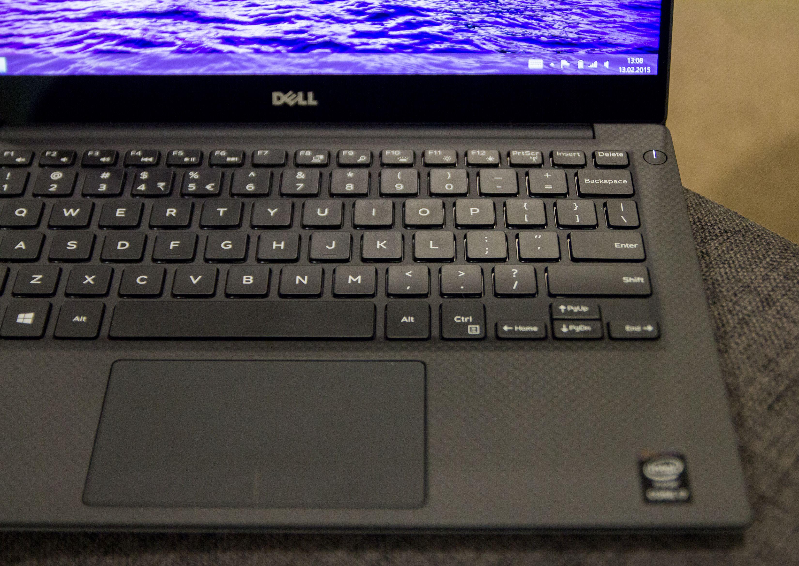 Både tastaturet og pekeplaten er helt i toppklassen hva gjelder kvalitet og komfort. Foto: Anders Brattensborg Smedsrud, Tek.no