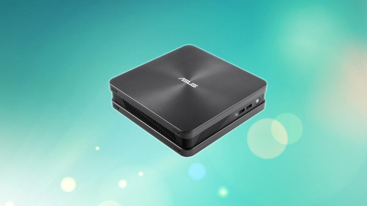 Asus VivoMini VC65-serien byr på masse lagringsmuligheter