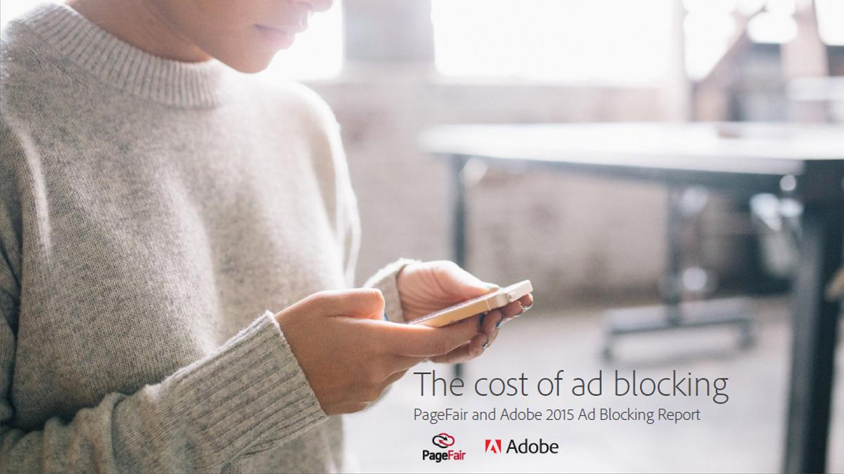 Tapte 180 milliarder i fjor på grunn av AdBlock