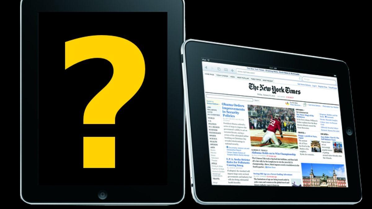 Nå er iPad 2 på samlebåndet