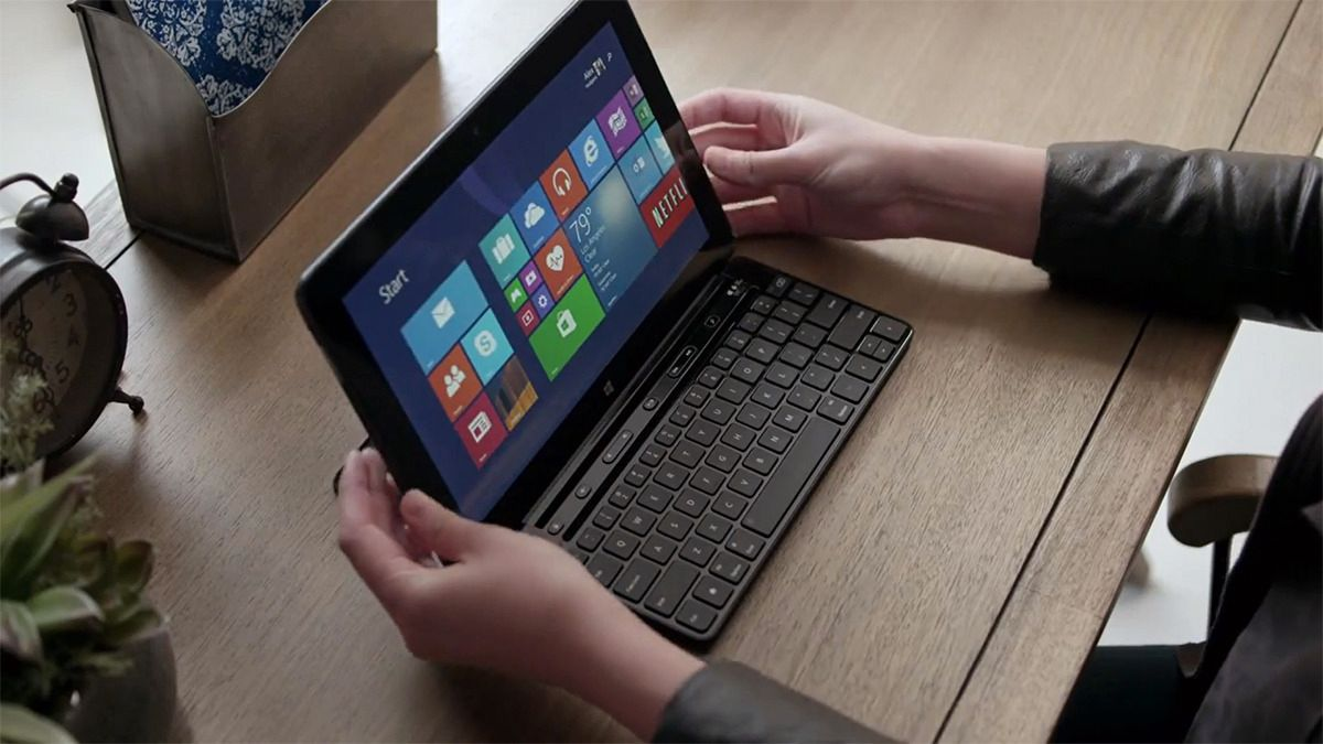 Microsoft lager tastatur for iOS og Android