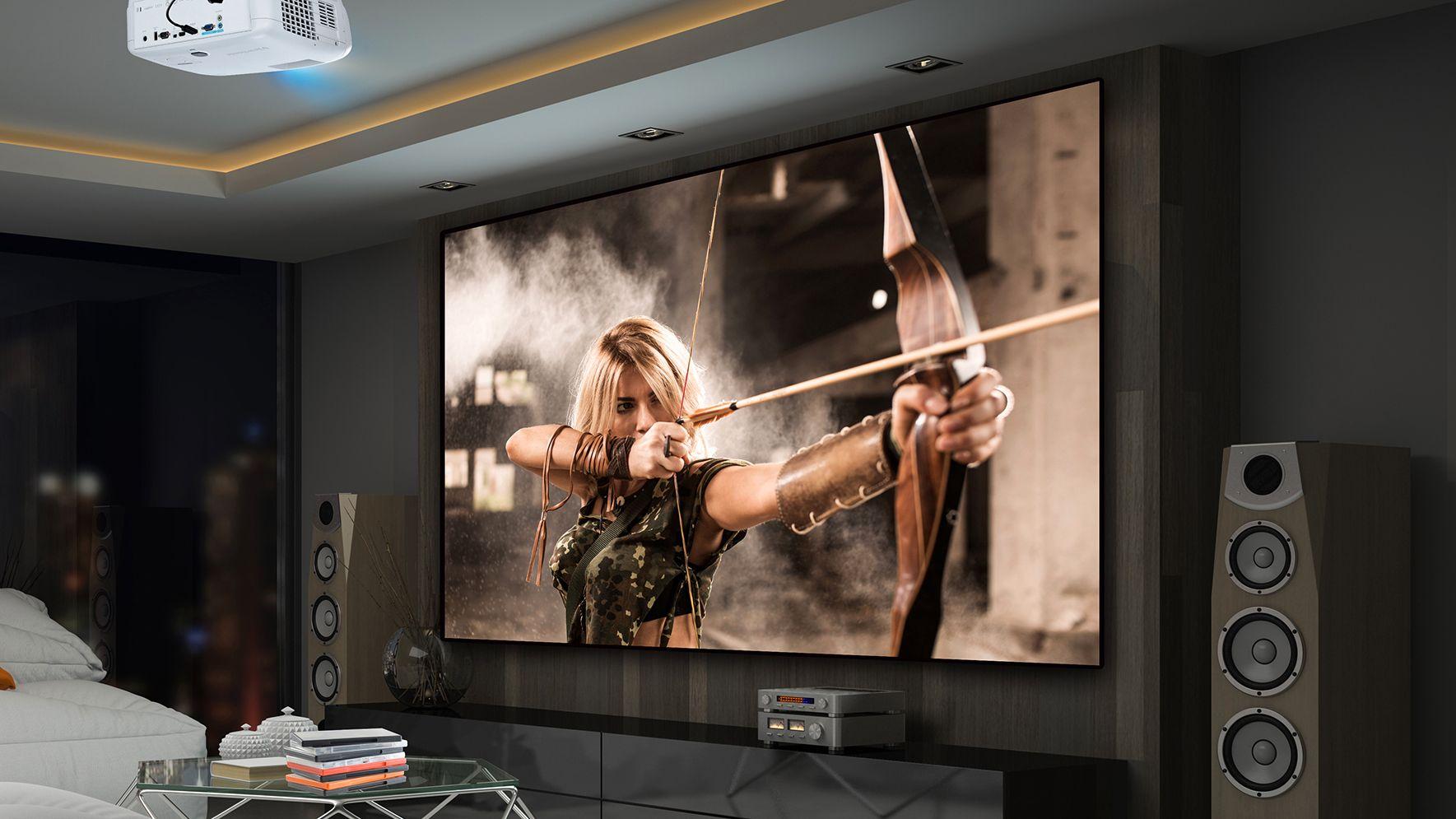ViewSonic slipper en 4K-projektor med HDR til en billig penge