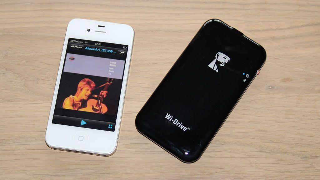 Kingston Wi-Drive 64 GB