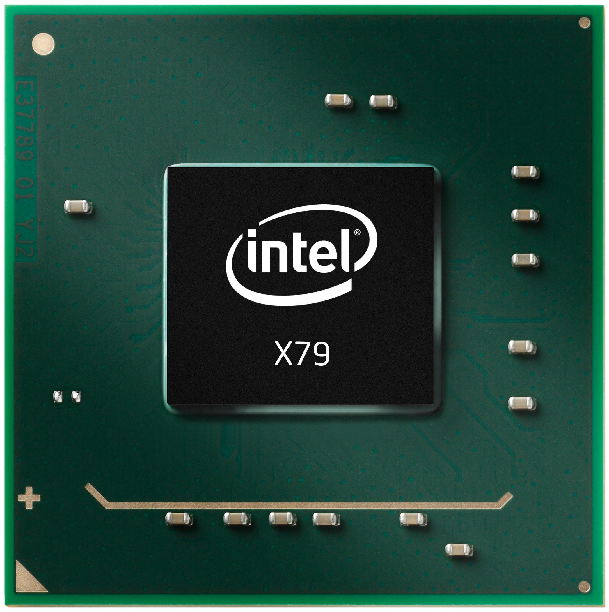 Den nye verstingmodellen benytter LGA2011 og X79-brikkesettet. Foto: Intel