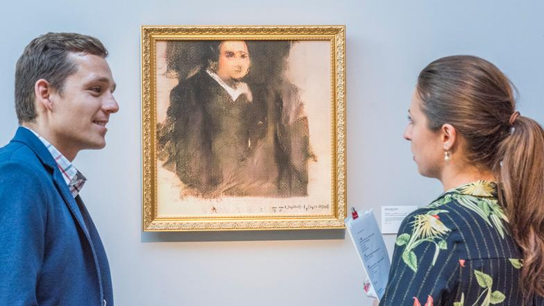 AI-portrett solgt for vanvittig beløp