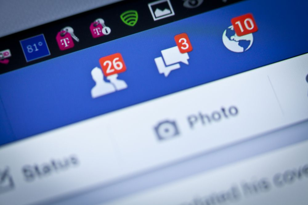 Facebook kjenner deg bedre enn du tror. (Foto: Shutterstock).