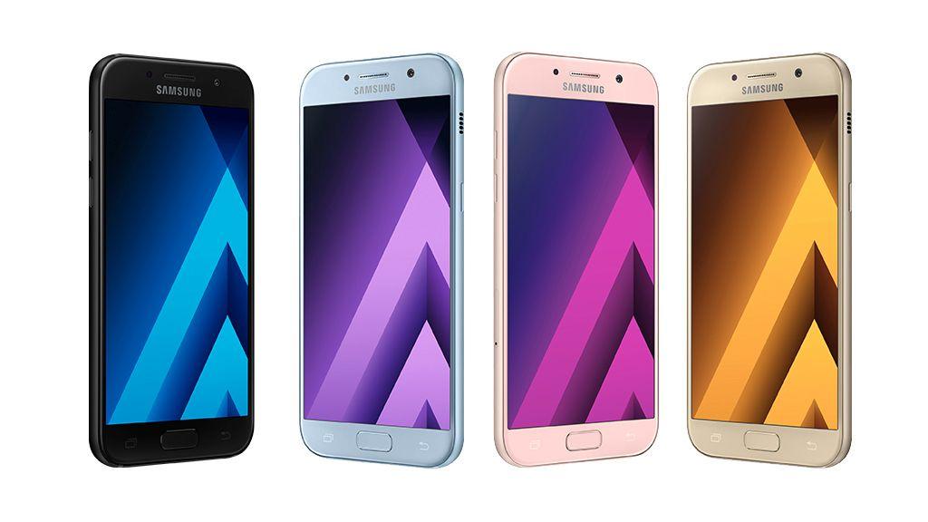 Samsung vannsikrer også sine nye billigmobiler