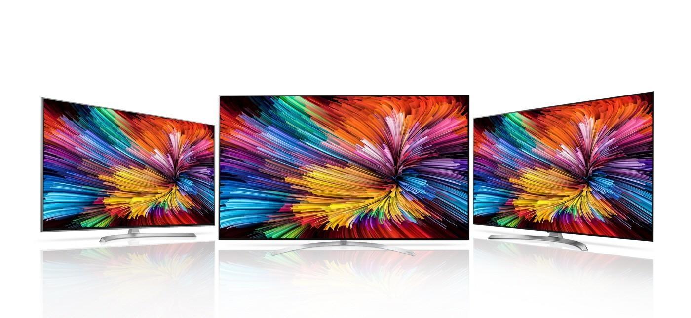 De nye TV-ene fra LG skal by på god bildekvalitet ved hjelp av både solid HDR-støtte og nanoceller.