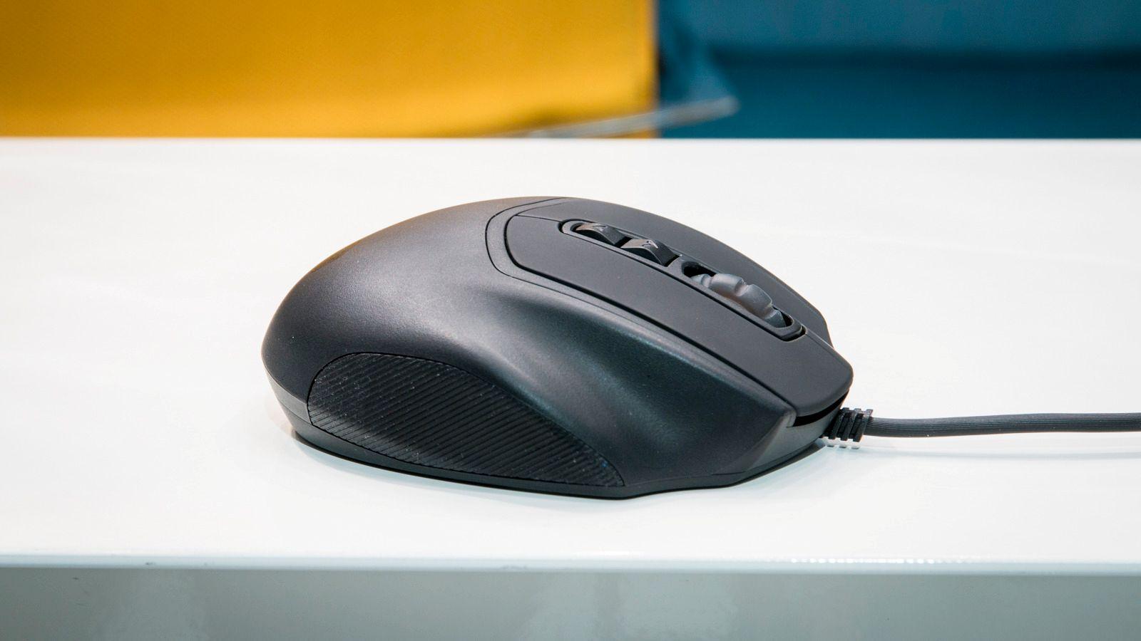 Xornet II har en veldig god, ergonomisk utforming.