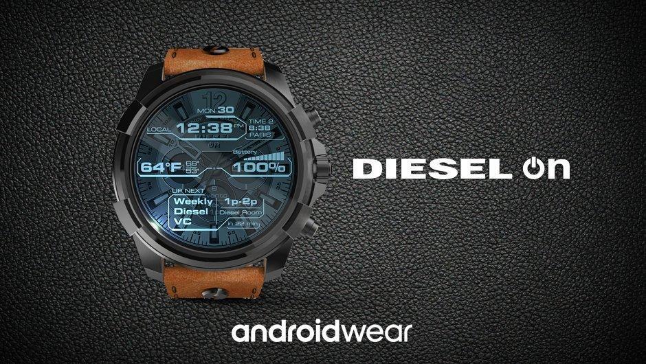 Diesel On.