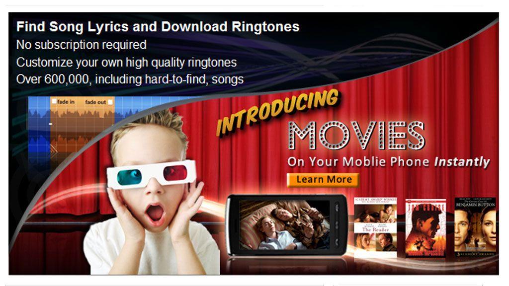 mSpot streamer filmer til mobilen