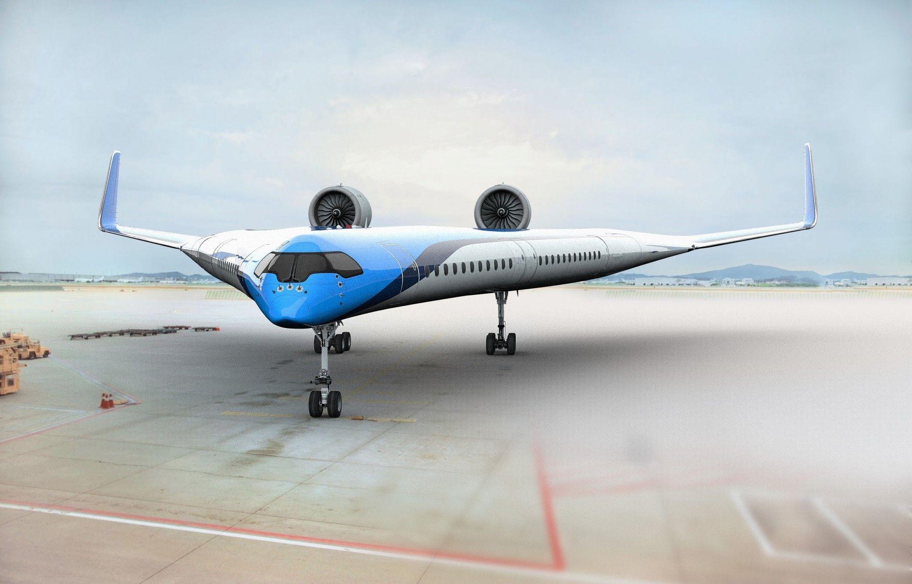 KLM gikk sammen med TU Delft for å gjøre luftfartsindustrien mer bærekraftig.