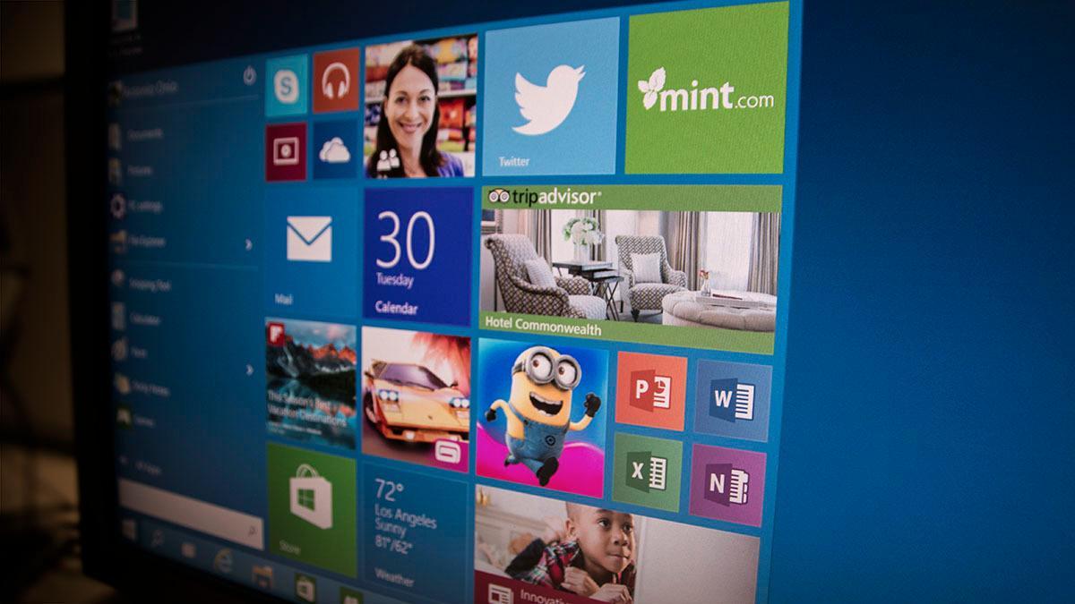 Microsoft utsetter Windows 10