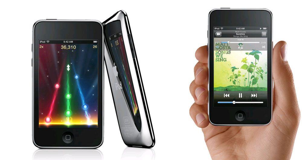 Slik er nye Ipod Touch