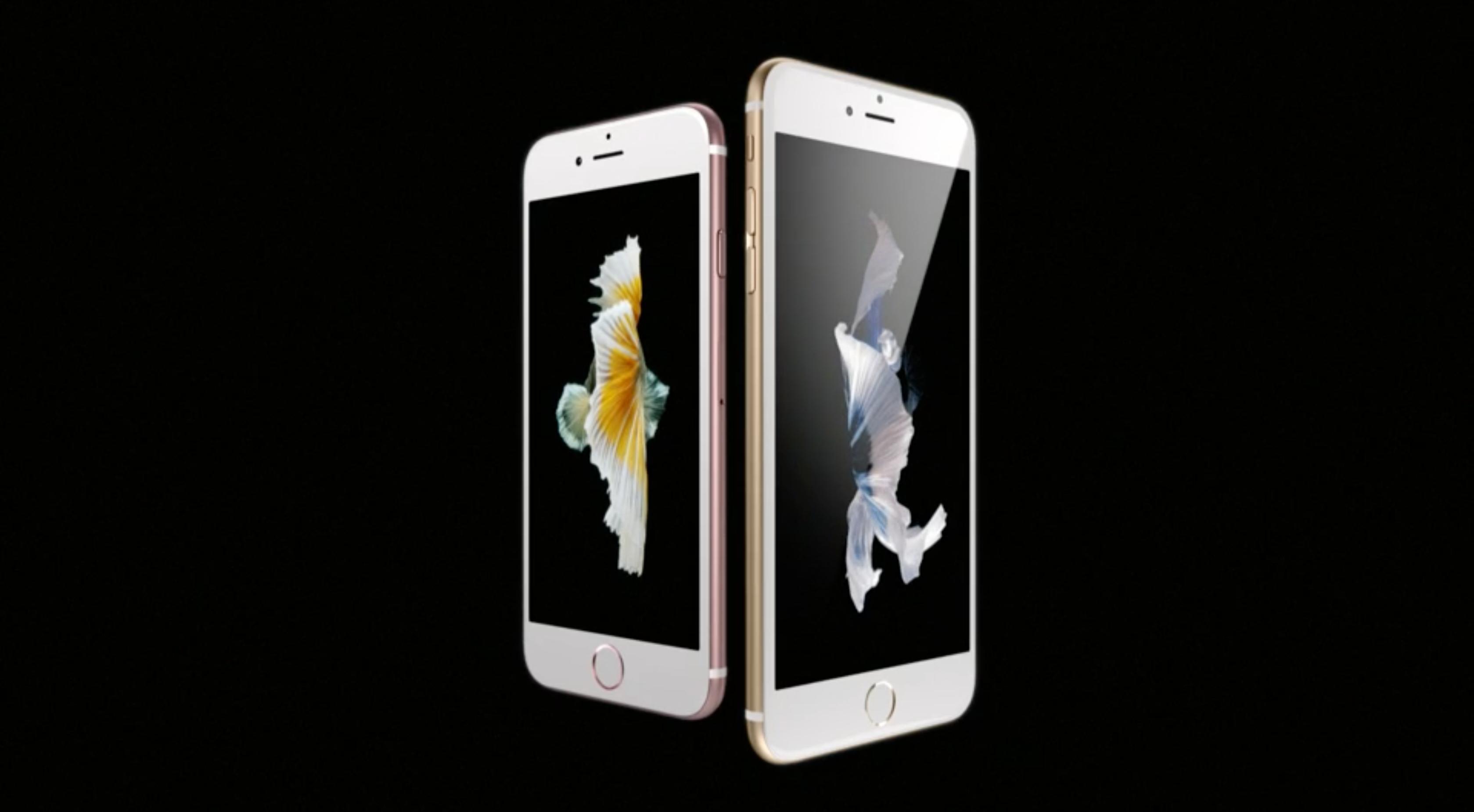 For å ha glede av den nye 3D Touch-støtten i Chrome må du være i besittelse av en iPhone 6S eller 6S Plus. Foto: Finn Jarle Kvalheim, Tek.no