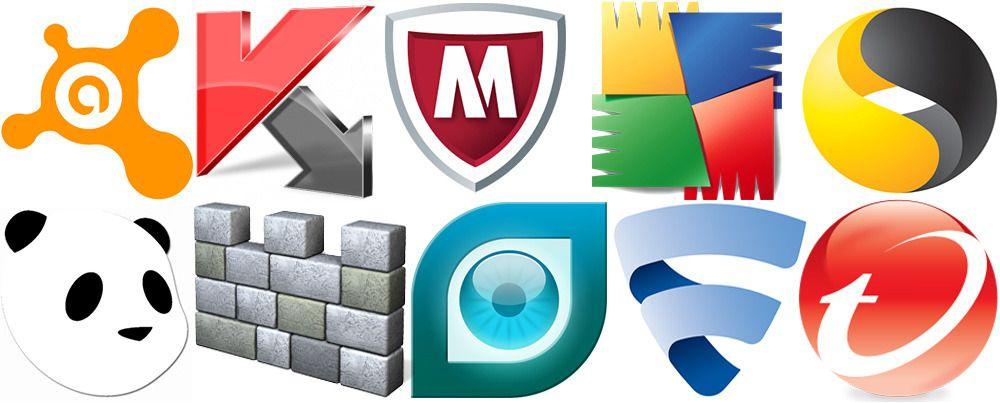 Vi testet minnebruken til de ti mest kjente antivirus-programmene.