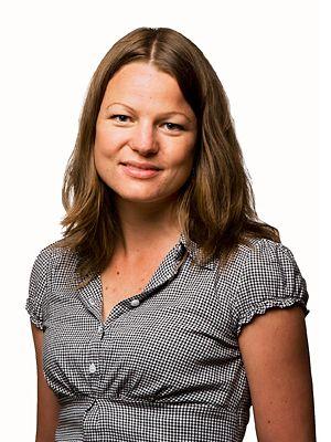 Charlotte Erikstad, kommunikasjonsrådgiver i Netcom, beklager misledende informasjon. (Foto: Netcom)