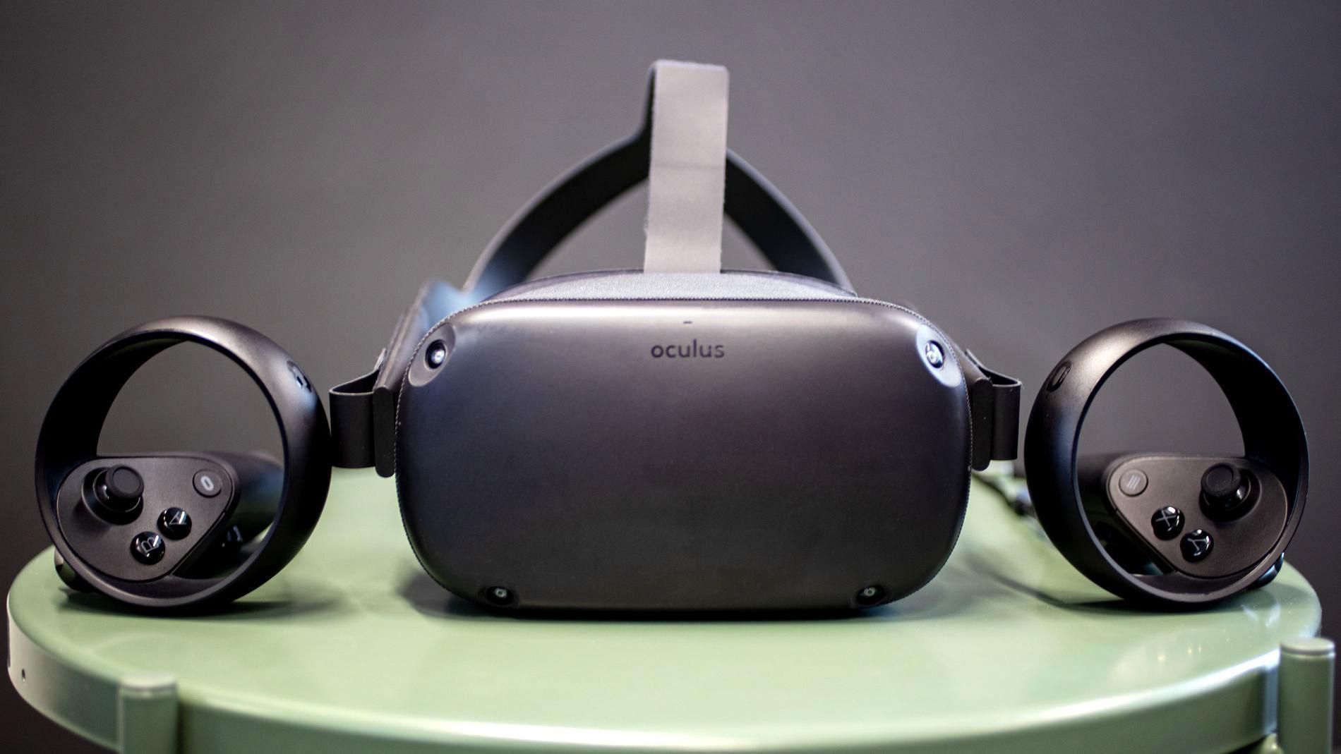 Nå kan du plugge Oculus Quest i PC-en og spille Rift-spill