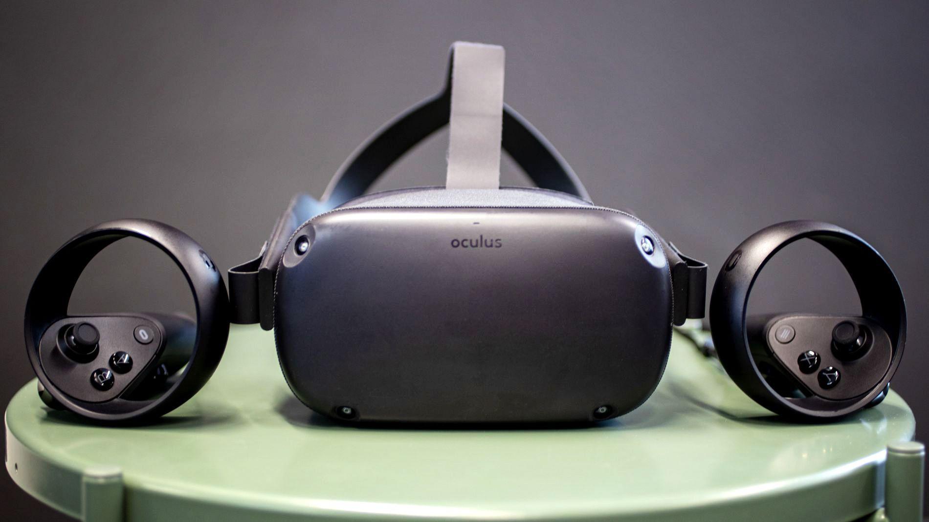 Oculus' trådløse hodesett Quest kan nå kobles til PC-en og brukes på samme måte som Rift og Rift S.