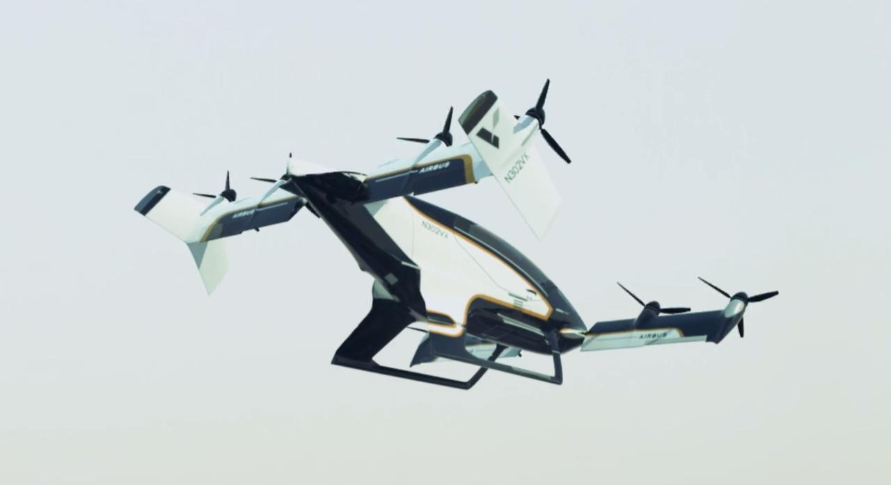 Dette skuet kan bli vanligere i bybildet i fremtiden om Airbus vinner frem med planene sine.